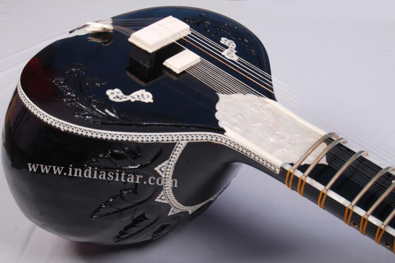 Shahid parvez style sitar by India Sitar